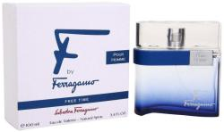 Salvatore Ferragamo F by Ferragamo Free Time pour Homme EDT 100ml