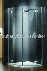 Radaway Almatea PDD 100x100x195 cm íves (30522-01)