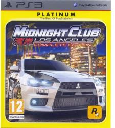 Rockstar Games Midnight Club Los Angeles [Complete Edition-Platinum] (PS3)