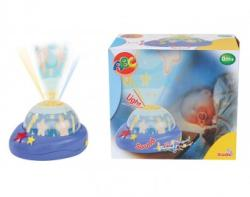 Simba Lampa de veghe muzicala pentru bebelusi cu proiector SIMBA