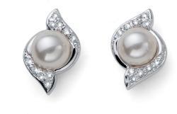Oliver Weber Fülbevaló Swarovski kristályokkal Oliver Weber Bun crystal pearl