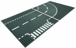 LEGO CITY - Sosele curbe (7281)