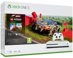 Microsoft Xbox One S (Slim) 1TB + Forza Horizon 4 + LEGO Speed Champions