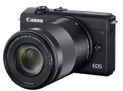 Canon EOS M200 + EF-M 15-45mm IS STM + EF-M 55-200mm