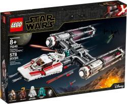 LEGO Star Wars - Ellenállás Y-szárnyú vadászgép (75249)