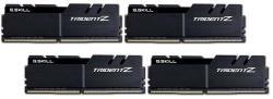 G.SKILL Trident Z 64GB (4x16GB) DDR4 3600MHz F4-3600C17Q-64GTZKK