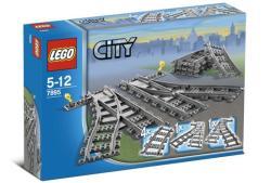 LEGO Macaz de cale ferata (7895)