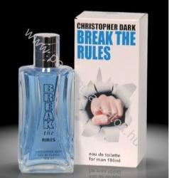 Christopher Dark Break The Rules EDT 100ml
