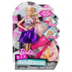 Mattel Barbie Salon De Coafura Onduleuri Si Bucle Dwk49