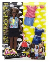 Mattel Barbie Fashionistas Emoji Fun DTF02