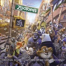 Disney Michael Giacchino - Zootopia (Zootropolis - Állati nagy balhé) (Cd)