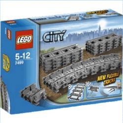 LEGO City - Sine Flexibile (7499)