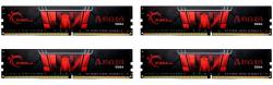 G.SKILL Aegis 32GB (4x8GB) DDR4 3200MHz F4-3200C16Q-32GIS