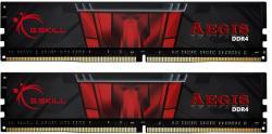 G.SKILL Aegis 16GB (2x8GB) DDR4 3200MHz F4-3200C16D-16GIS