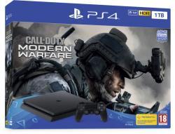 Sony PlayStation 4 Slim 1TB (PS4 Slim 1TB) + Call of Duty Modern Warfare