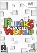 Nintendo Rubiks Puzzle World (Wii)