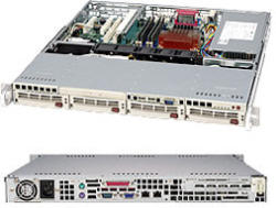 Supermicro CSE-813MS-280CB