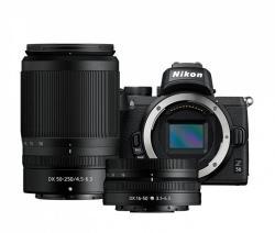 Nikon Z50 + DX 16-50mm VR + 50-250mm (VOA050K002)
