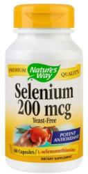 Nature's Way Selenium 200mcg - 60 caps