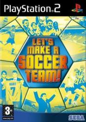 SEGA Let's Make a Soccer Team! (PS2)