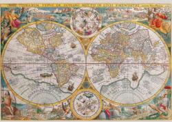 Ravensburger Világ térkép 1594 Puzzle 1500
