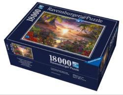 Ravensburger Édenkert 18000 db-os