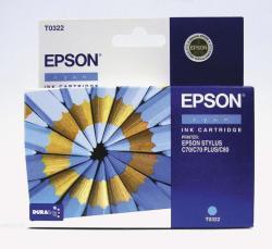 Epson T0322