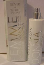 Omerta Femme Silver and White EDP 100ml