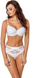 Ava Бял жартиерен колан 1638eh-34588-10 - Бял, размер s