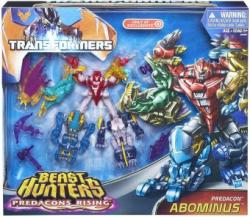 Hasbro Transformers Beast Hunters Predacons Rising ABOMINUS A4484