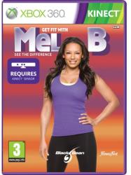 Black Bean Get Fit with Mel B (Xbox 360)