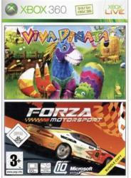 Microsoft Double Pack: Viva Pinata + Forza Motorsport 2 (Xbox 360)