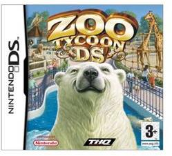 THQ Zoo Tycoon (Nintendo DS)