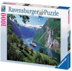 Ravensburger 15804 (1000) - Fiord Norvegian
