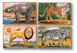 Melissa & Doug Animale Salbatice (MD3796)