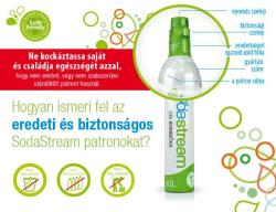 SodaStream CO2 Patron