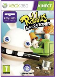 Ubisoft Raving Rabbids Alive & Kicking (Xbox 360)