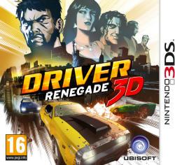 Ubisoft Driver Renegade 3D (3DS)