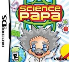 Activision Science Papa (Nintendo DS)