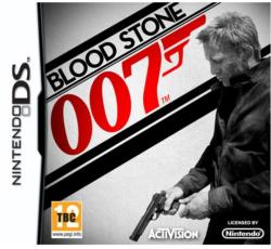Activision James Bond 007 Blood Stone (Nintendo DS)