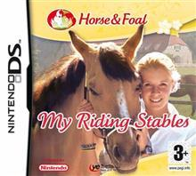 Eidos My Riding Stables (Nintendo DS)