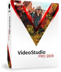 Corel VideoStudio 2019 Pro ML EU VS2019PMLMBEU