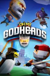 Square Enix Oh My Godheads (PC)