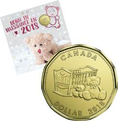 Royal Canadian mint Подаръчен комплект за Бебе 2018 (3010049)