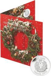 """Royal Canadian mint Подаръчен комплект """"Весели празници (3010025)"""