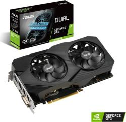 ASUS GeForce GTX 1660 SUPER OC 6GB DDR6 (DUAL-GTX1660S-O6G-EVO)