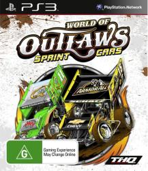 THQ World of Outlaws Sprint Cars (PS3)