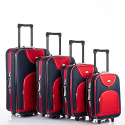 etaska 4 részes bőrönd szett (801_szet)