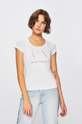 Emporio Armani - Top - fehér L - answear - 12 490 Ft