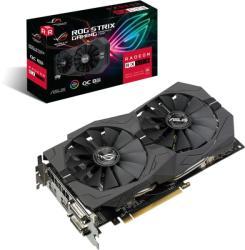 ASUS Radeon RX 570 OC 8GB DDR5 (ROG-STRIX-RX570-O8G-GAMING)